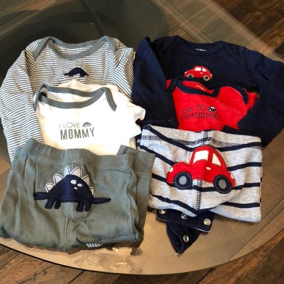cf7b37a6a Carter's Matching Sets | Bundle Of 2 Newborn Boys Matching Outfits ...